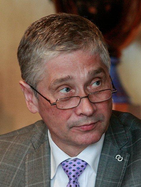 Ivo Vondrák, hejtman Moravskoslezského kraje.