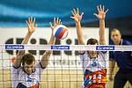 Utkání 9. kola volejbalové extraligy mužů: VK Ostrava - VK Dukla Liberec, 30. listopadu 2019 v Ostravě.