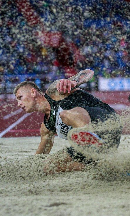 Zlatá tretra Ostrava 2018, Radek Juška