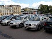 Jedna z možných podob zamýšleného parkovacího domu v Porubě