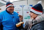 Olympijský festival u Ostravar Arény, 16. února 2018