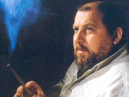 Spisovatel a cestoval Arnošt Vašíček
