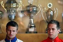 Hned pětici nových fotbalových tváří představili v úterý na tiskové konferenci funkcionáři ostravského Baníku.