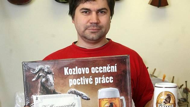 Fachman Tomáš Pospíšil