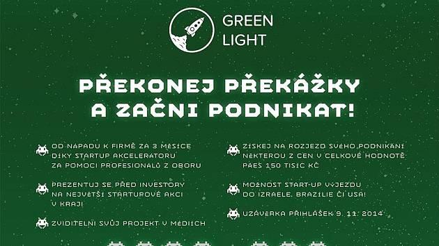 Program Green Light není určen jen studentům.