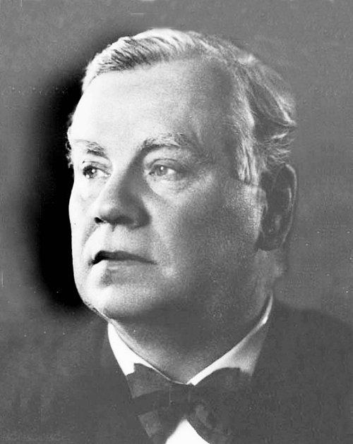 Jeden znejvýznamnějších evropských architektů Leopold Bauer.