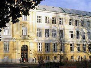 Mendelovo gymnázium v Opavě