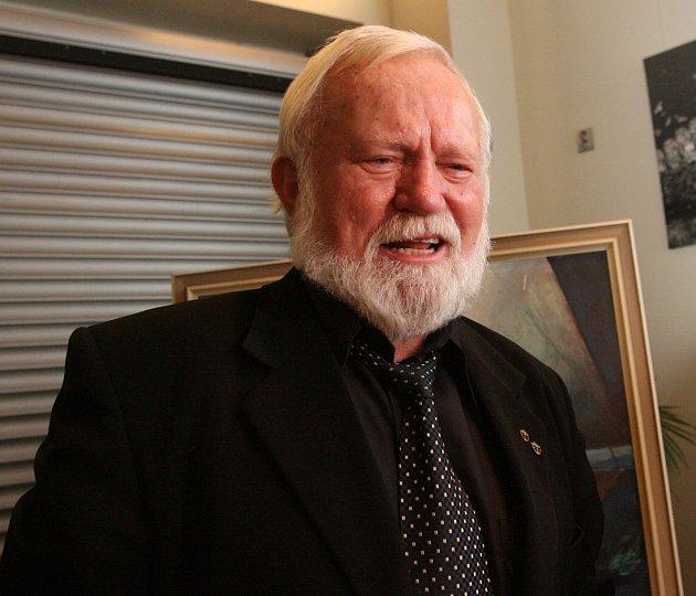 Mořeplavec Richard Konkolski.