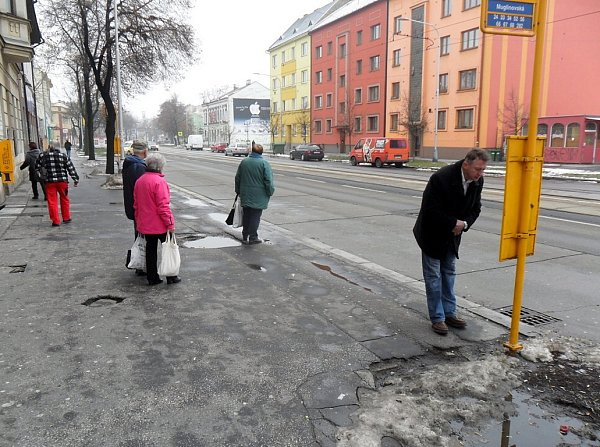 Zastávka Muglinovská