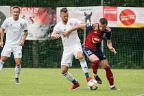 Fotbalisté Baníku Ostrava na soustředění v Rakousku remizovali 1:1 s mužstvem MOL Vidi.