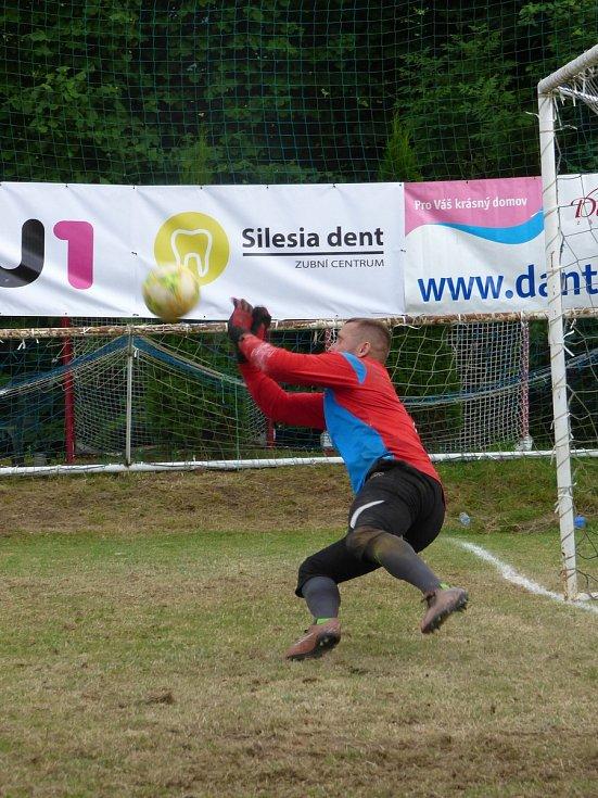 12. ročník soutěže O penaltového krále MS kraje na Hukvaldech. Vítěz mezi brankáři Richard Silber.