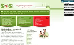 Webové stránky obránců spotřebitelů
