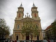 Ostravská katedrála. Ilustrační foto.