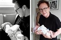 Štěpán Kozub dnes započal svou nejdůležitější životní roli – roli tatínka! Krásnou zprávu v pondělí zveřejnilo na sociálních sítích ostravské divadlo Mír.