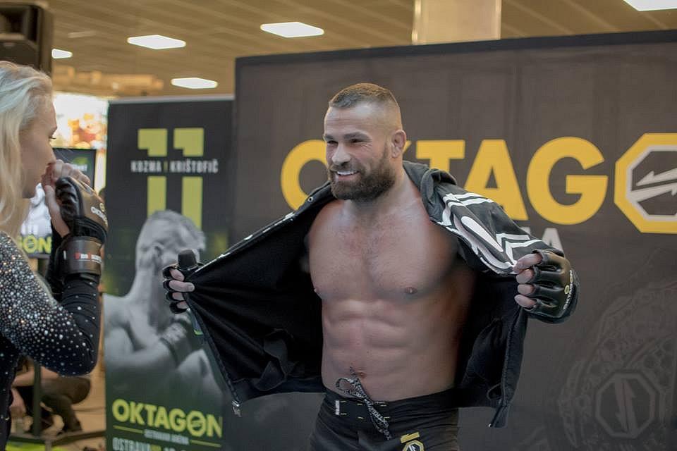 Bijec Karlos Vémola pobláznil Ostravu.
