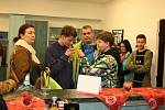 Den otevřených dveří na Střední škole společného stravování v Ostravě-Hrabůvce.