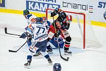 Extraliga hokej Mountfield Hradec Králové vs. Vítkovice