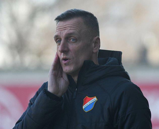 Luboš Kozel už není trenérem Baníku Ostrava. Dostal vyhazov.