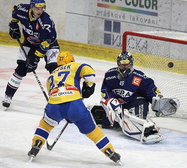 Vítkovice - Zlín, 24. kolo hokejové extraligy