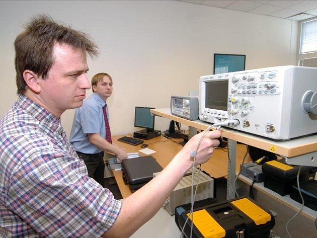 Nová laboratoř darovaná firmou Bang & Olufsen