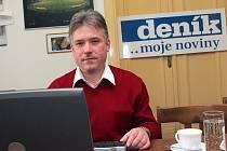 Tomáš Landsfeld, ředitel ostravské policie
