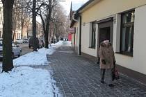 Macharova ulice v Ostravě-Přívoze