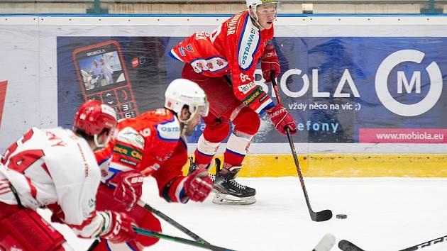 Hokejisté Poruby.
