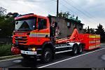 Zásahy moravskoslezských hasičů po pondělní bouřce.