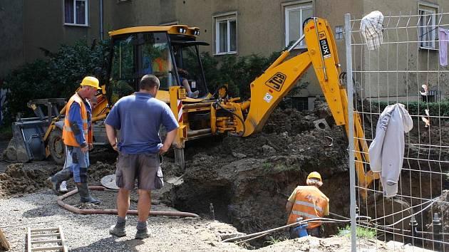 Ostravský obvod Poruba prochází v létě rozsáhlou rekonstrukcí.