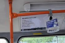 Na reklamních plochách v prostředcích ostravské hromadné dopravy se v rámci projektu TramBus Ostrava!!! objevují básně Petra Hrušky, Blanky Fišerové, Martina Skýpaly, Lukáše Bárty a Petra Pěnkavy. Mají jednotný grafický styl i téma – Ostrava.
