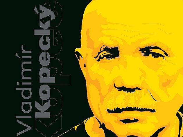 MONOGRAFIE UMĚLCE. Reprezentativní kniha o Vladimíru Kopeckém.
