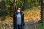 Markéta Volfová, autorka autobiografického románu I motýli pláčou.