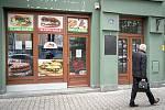 Nové podniky v centru Ostravy, 9. června 2020. Zrušený podnik Wafflistic.