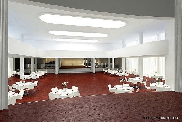 Celková modernizace objektu bude trvat zhruba rok a čtyři měsíce. Kromě fasády dostane budova také nová okna a interiéry.