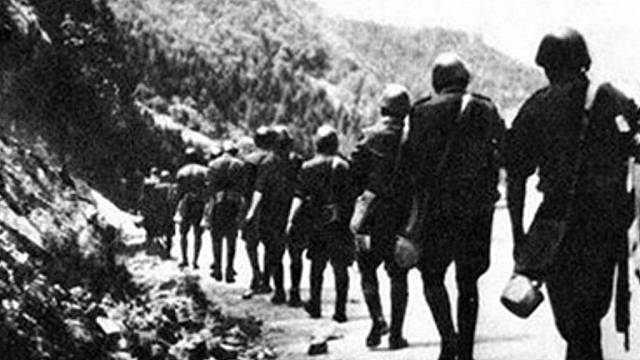 Ve Slovenském národním povstání bojovali i příslušníci jiných národů, včetně skupiny protektorátních četníků z Ostravy