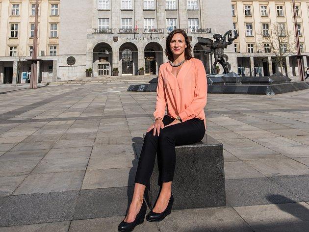 BARBORA ZÁVADOVÁ, stříbrná medailistka z ME 2012, si po Riu chce od vody odpočinout i doma v Ostravě.