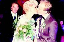 Svatba manželů Gnojkových