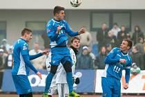 FC Baník Ostrava – MFK OKD Karviná 1:2