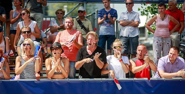 Turnaj Světové série Ostrava Beach Open, 21.června 2018