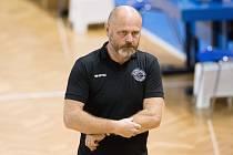 TRENÉR Zdeněk Šmejkal je zpátky v Ostravě.