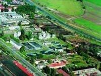 Ústřední čistírna odpadních vod Ostrava
