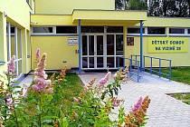 Dětský domov Na Vizině ve Slezské Ostravě.