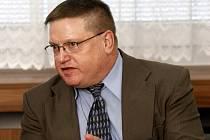 Dale Ekmark, výkonný ředitel společnosti OKD