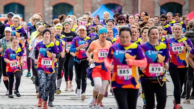 Český běh žen, 29. května 2021 v Ostravě.