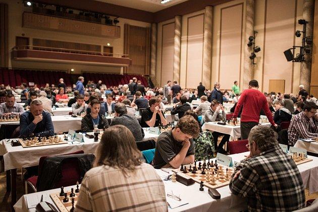 Ostravský koník, mezinárodní šachový festival.