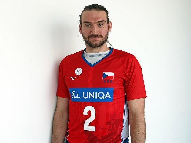 Český reprezentační univerzál Jan Hadrava bude vnové sezoně oblékat dres polského klubu Jastrzębski Węgiel.