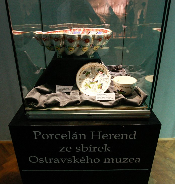 Křehká krása v Ostravském muzeu.