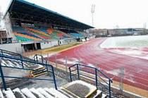 Současný městský stadion ve Vítkovicích by měl za tři roky sloužit také prvoligovým fotbalistům Baníku.