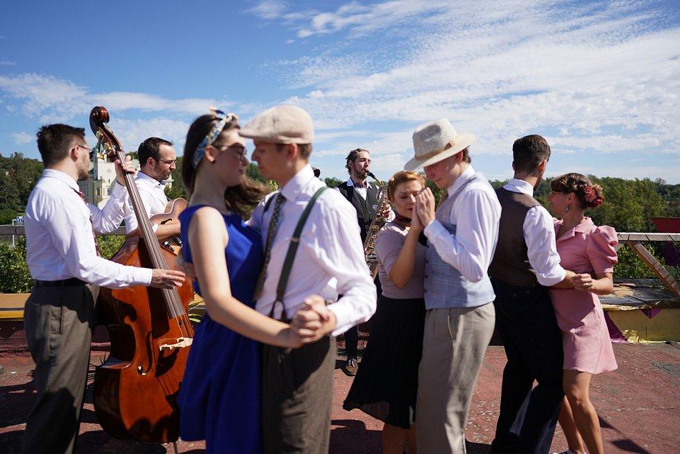 Festival v ulicích - SWING OSTRAVA