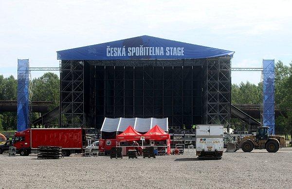 Letošní přestěhování vrhne návštěvníky festivalu Colours of Ostrava do zcela nového prostředí.